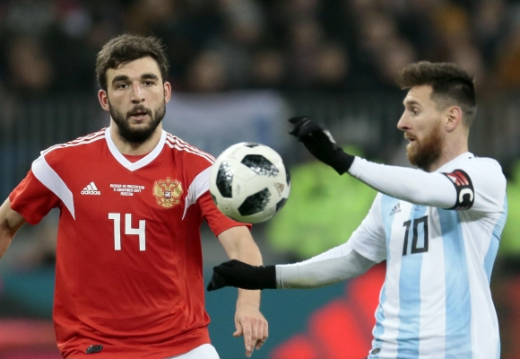 Основен играч на Русия под сериозен въпрос за Мондиал 2018