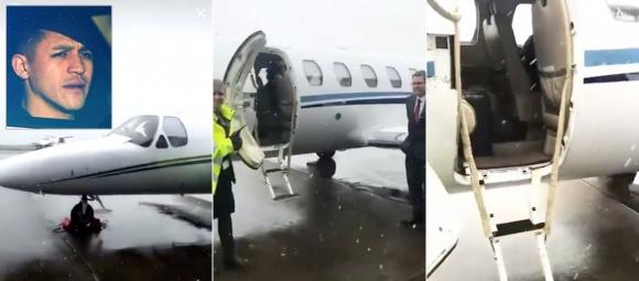 Алексис пристигна в Манчестър, размяната с Мхитарян ще бъде обявена официално утре