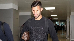 Новият защитник на Интер вече е в Милано