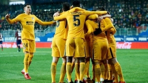 Атлетико изравни рекорд от исторически сезон