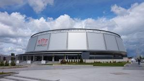 """Многофункционалната зала в Русе ще носи името """"Арена Русе"""""""
