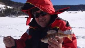 Варненци първи в спортния риболов на лед