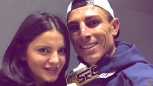 Жената на Дани Златков горда с победата