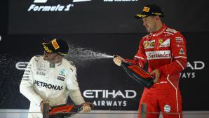 Фетел и Ферари знаят как да победят Мерцедес през 2018