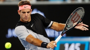 Резултати при мъжете от Australian Open
