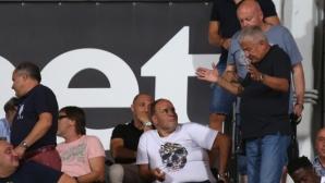 Пети клуб от Първа лига обяви подкрепата си за Борислав Михайлов