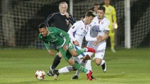 """Лудогорец - Ботошани 1:0, Херо """"хвърля"""" таланти срещу петия в Румъния"""