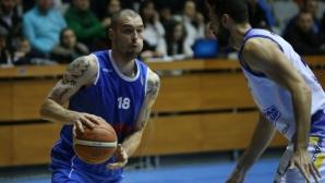 Левски Лукойл спечели и във Варна за полуфинал