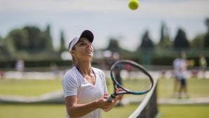 Виктория Томова отново получи финансова подкрепа от ITF и Големия шлем