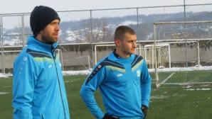 Миро Антонов с голям отток на коляното, пращат го на резонанс