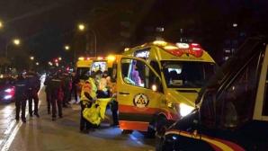 Арестуваха заподозрян за инцидент с фен на Атлетико
