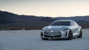 Infiniti с електрически двигатели от 2021 г.