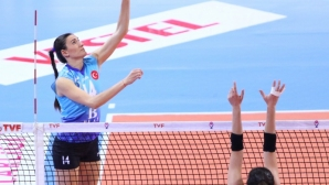 Еми Димитрова и Бурса с победа №6 в Турция