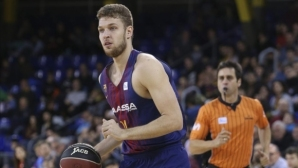 Барселона мачка без Везенков, тежка загуба за Олимпиакос