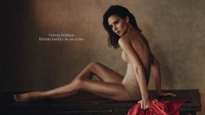 """Виктория Бекъм съблазнява с новите снимки за """"Vogue"""""""