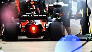 Макларън представят новия болид след Мерцедес и Ферари