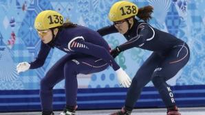 Треньор по пързаляне с кънки беше отстранен след побой над олимпийска шампионка