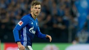 Шалке потвърди: Леон Горетцка отива в Байерн през лятото