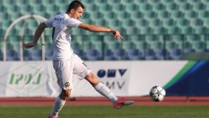 Калоян Кръстев заминава в неделя за Болоня