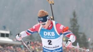 Йоханес Тингес Бьо победи Фуркад и спечели спринта в Антхолц-Антерселва