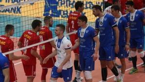 Волейболното дерби Левски - ЦСКА с нова дата