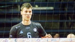 Розалин Пенчев със силен мач в Аржентина