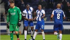 Спортинг стъпи накриво, Порто отново е начело (видео)