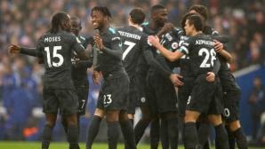 Брайтън - Челси 0:2 (съставите)