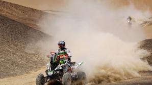 Чилиец записа най-убедителната победа на рали Дакар (видео)