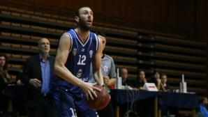 Спартак с първа победа в НБЛ