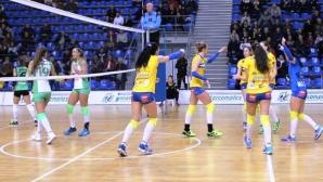 Марица продължава победния си ход в първенството