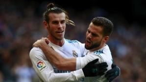 Борха Майорал води атаката на Реал Мадрид