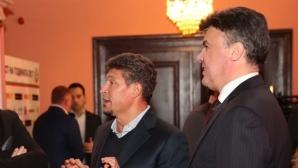 Балъков: Михайлов трябва да остане президент на БФС (видео)