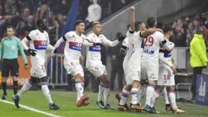 Лион - ПСЖ 1:0, гледайте мача тук!