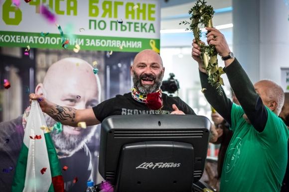 9effc5bcd8b Краси Георгиев направи нещо невиждано - Лека атлетика - Sportal.bg