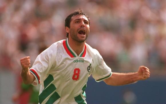Христо Стоичков: Отнеха световната титла на България през 1994 година