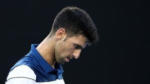 Джокович е аут от Australian Open (видео)