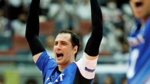 Матей Казийски с 20 точки за победа над шампиона на Япония