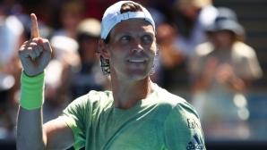 Бердих: Най-после мога да се наслаждавам на тениса
