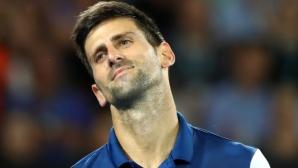 Джокович изрази емоционално разочарованието си (видео)
