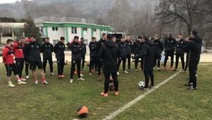ЦСКА-София тръгва за Испания без трима