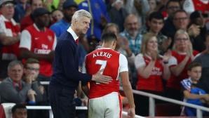 Венгер: Санчес беше отдаден на Арсенал до последната минута