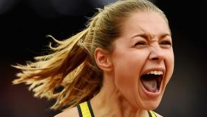 Германка оглави световната ранглиста на 60 метра