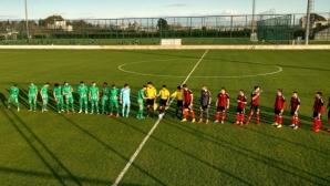 Гледайте на живо в Sportal.bg: Берое - Вардар (Скопие) 0:1