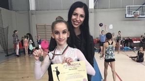 Международният турнир по художествена гимнастика Angel's Cup ще се проведе през март