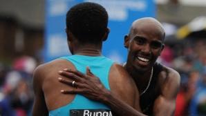 Бекеле, Фара и Уанджиру ще се борят за победата на Лондонския маратон