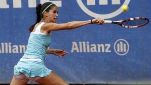 Шиникова се класира за втория кръг на турнир в Щутгарт