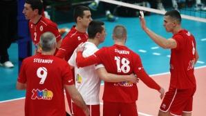 ЦСКА излезе втори в Суперлигата, свали Пирин още надолу