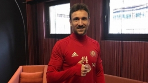 ЦСКА-София предлага договор на Укра