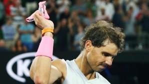 Надал: Трябва да помислят за здравето на тенисистите, има живот и след тениса